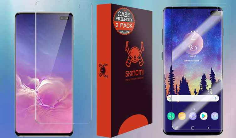 Best Samsung Galaxy S10 Plus Screen Protectors