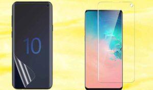 Best Samsung Galaxy S10 Screen Protectors