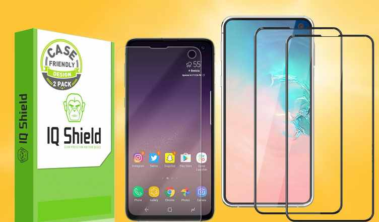 Best Samsung Galaxy S10E Screen Protectors
