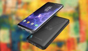 Best Wireless Power Bank for Samsung Galaxy Phones
