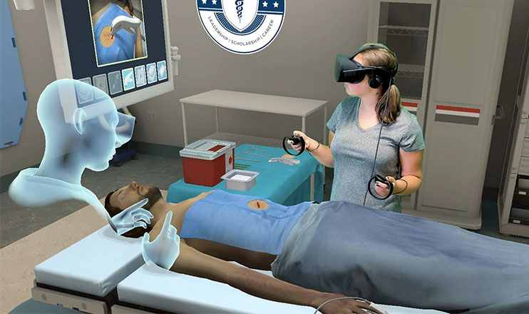 VR in Health Care Industry