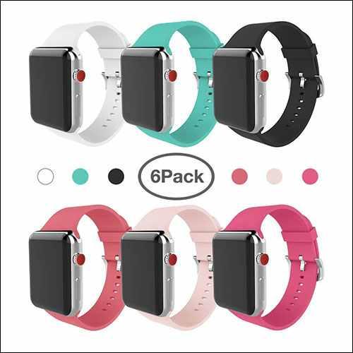 Miterv Silicone Watch Band