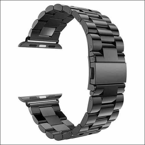 eLander Apple Watch Stainless Steel Band