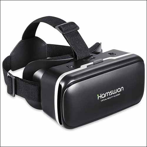 HAMSWAN Virtual Reality Headset for iPhone