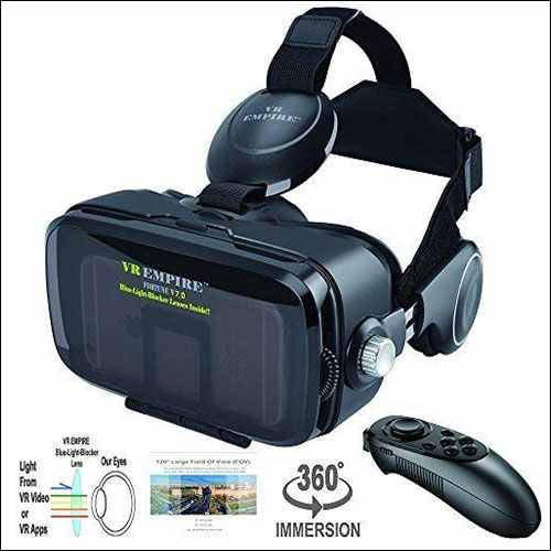 VR Empire 3D Glasses with VR Controller Remote