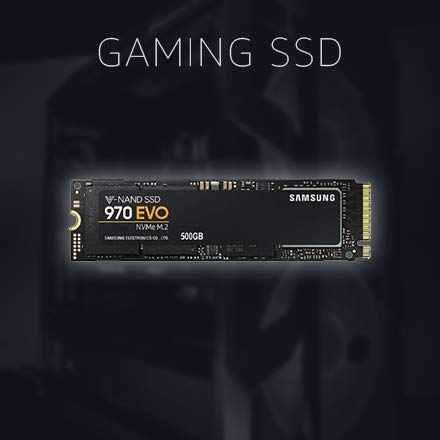 best gaming SSD