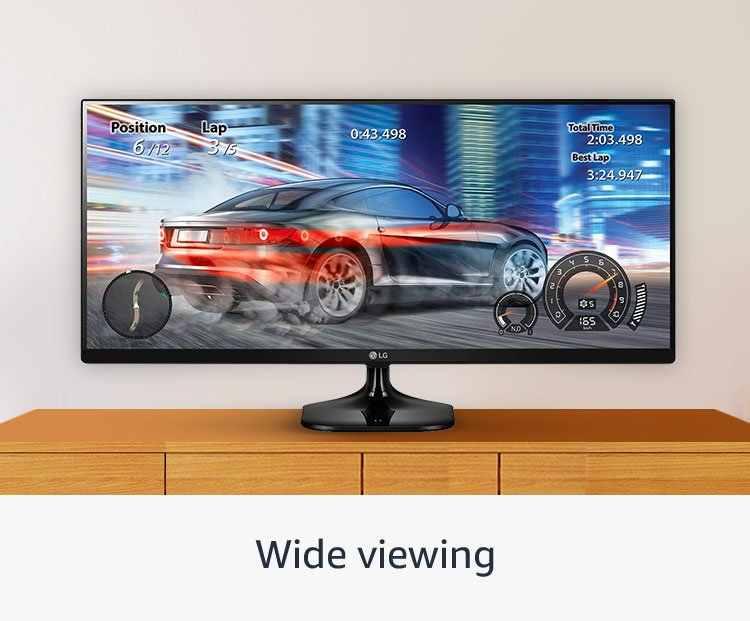 Ultra Wide Monitor