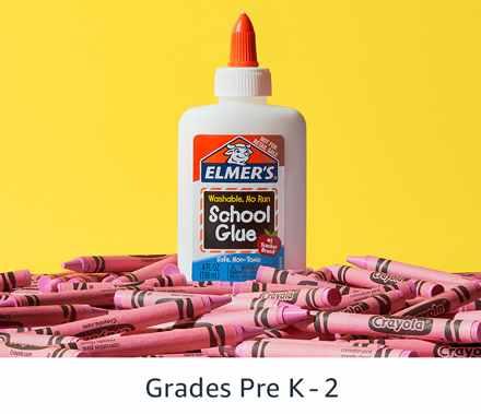 Grades Pre K-2