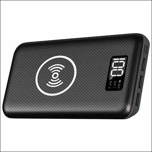 Gnceei Wireless iPhone Power Bank