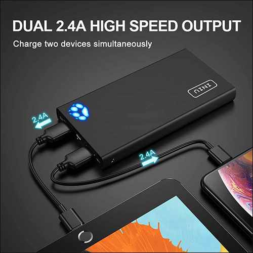 INIU Cheap Portable Phone Charger for iPhone