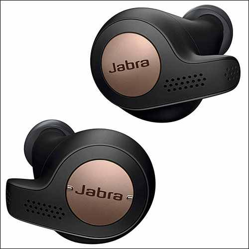 Jabra Elite Active 65t Earbuds for iPhone