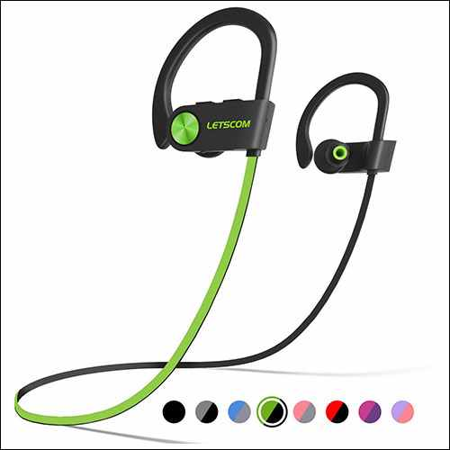 LETSCOM Waterproof Wireless Earbud for iPhone