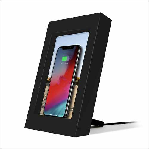 Twelve South PowerPic Qi Charger for iPhone