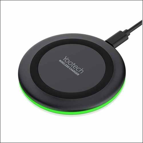 Yootech Qi Wireless Charger for iPhone and Android