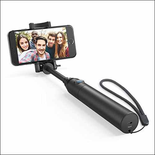 Anker Bluetooth Highly-Extendable Selfie Stick for iPhone