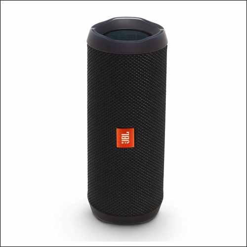 JBL Flip 4 Portable Speaker for iPhone