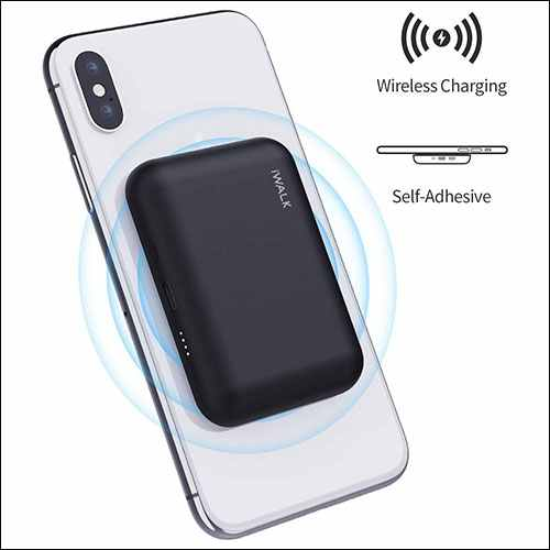 iWALK Qi Wireless External Charger for iPhone