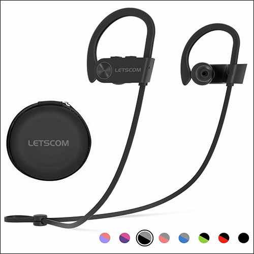 LETSCOM Waterproof Noise Cancelling Headsets for Pixel Phone