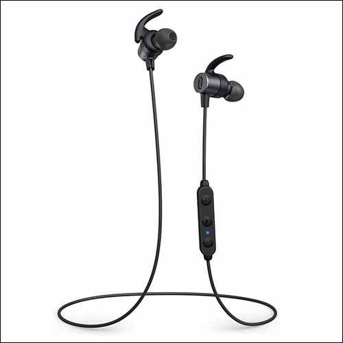 TaoTronics Wireless Noise Cancellation Earbuds With Mic