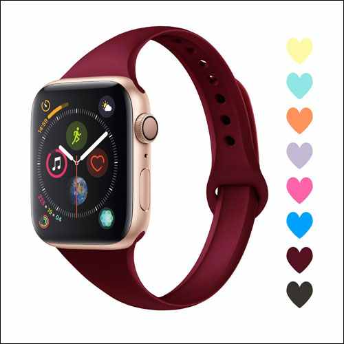 Acrbiutu Apple Watch Sports Bands