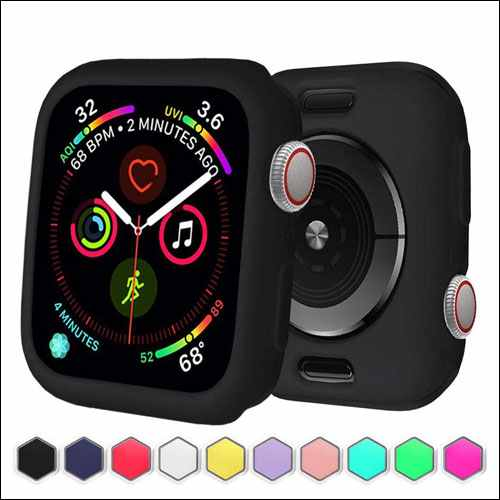 BOTOMALL Protective Apple Watch Bumper Case