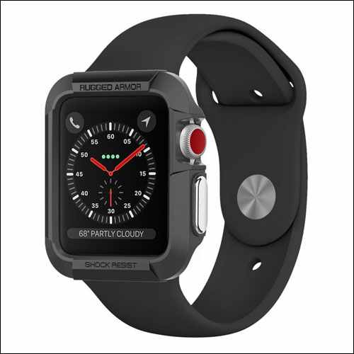 Spigen Rugged Armor Case for Apple Watch