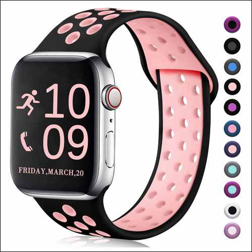 Zekapu Apple Watch Sports Bands