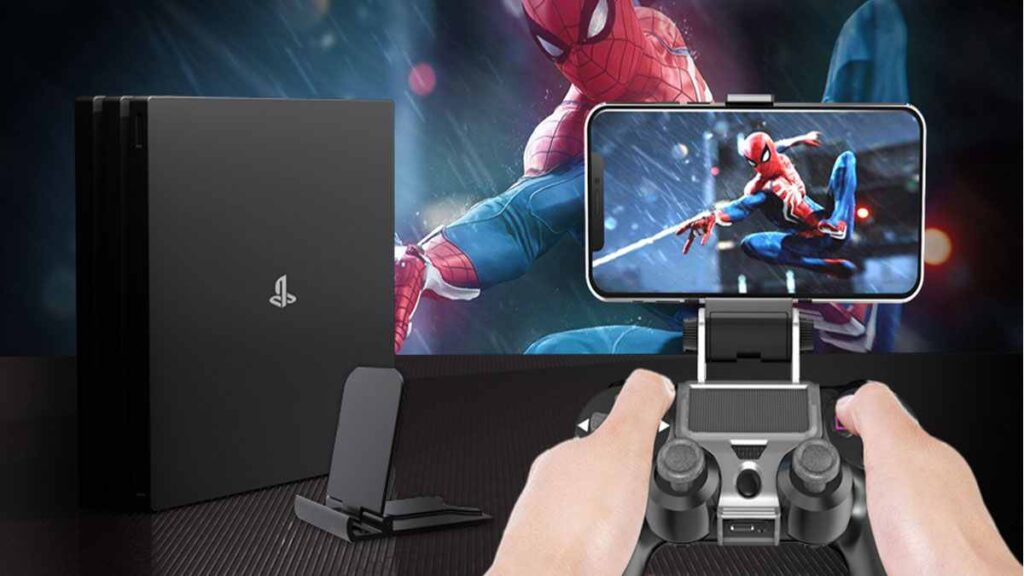 Best PS4 Controller Phone Mount