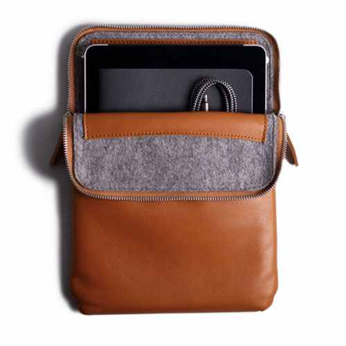 Harber London Premium Leather Case for iPad Pro 12.9 Case