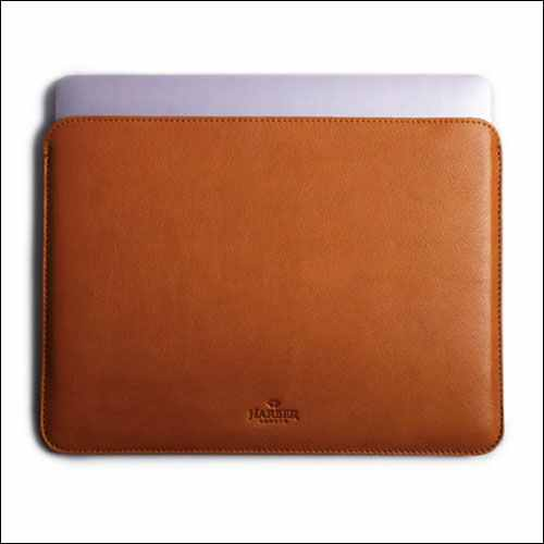 Harber London MacBook Air Leather Sleeve