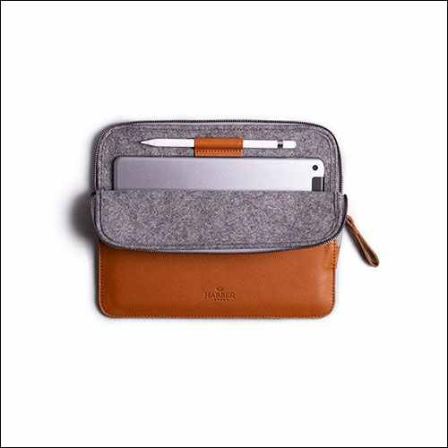 Harber London iPad Pro 10.5 Leather Sleeve