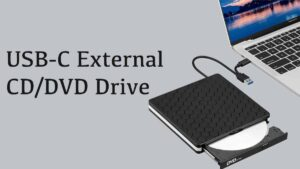 Best USB C External DVD Drive for MacBook Pro/Air and iMac