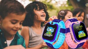 Best Smartwatch for 10 Years Old Boy and Girl