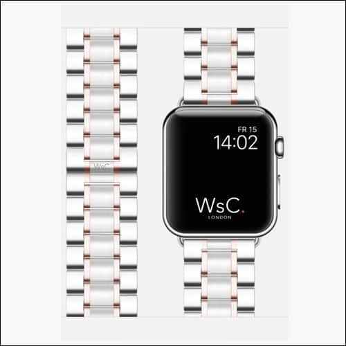 Watchstrap Apple Watch Stainless Steel Band
