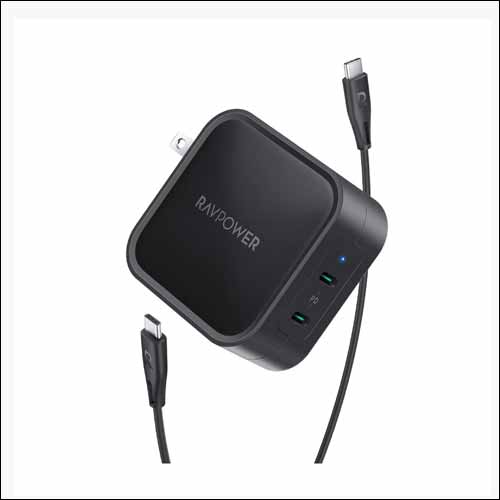 RAVPower 90W GaN Type C Wall Charger